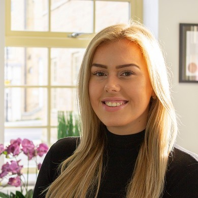 Chelsea T, Client Accounts Assistant at TIR Lettings