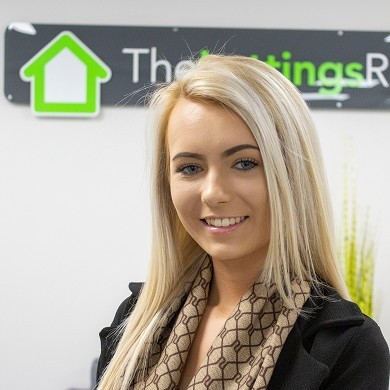 Olivia F, Property Manager at TIR Lettings